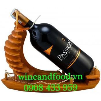 Rượu vang Passion kệ thuyền Cabernet Sauvignon 1l5