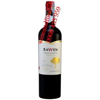 Rượu vang Rawen Cabernet Sauvignon 750ml