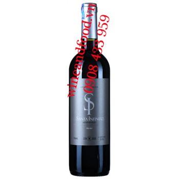 Rượu vang Santa Infinito Merlot 750ml