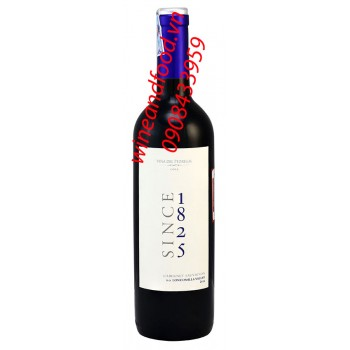 Rượu vang Since 1825 Cabernet Sauvignon