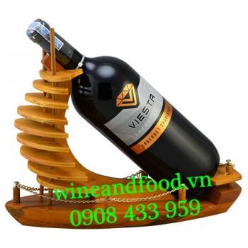 Rượu vang Viesta kệ Thuyền Cabernet Sauvignon 1l5