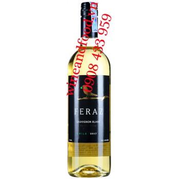 Rượu vang Feraz Sauvignon Blanc 750ml