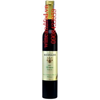 Rượu vang Đá Icewine Silvaner Weinhaus Kessler 375ml