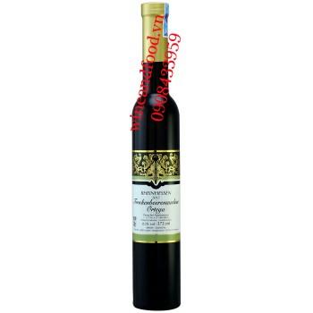 Rượu vang Đá Icewine Trockenbeerenauslese Ortega Rheinhessen 375ml