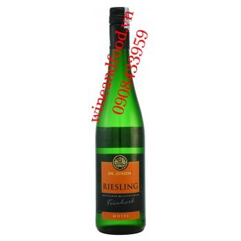 Rượu vang Dr Zenzen Riesling Feinherb Mosel 750ml