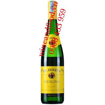 Rượu vang Dr. Zenzen Riesling Qualitatswein Mosel 750ml
