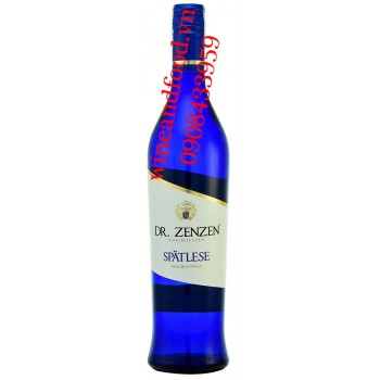 Rượu vang Dr Zenzen Spatlese 750ml