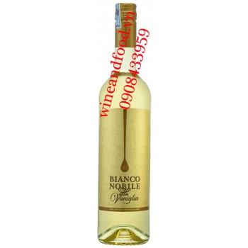 Rượu vang ngọt Bianco Nobile Alla Vaniglia 750ml