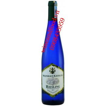 Rượu vang Riesling Weinhaus Kessler trắng 750ml