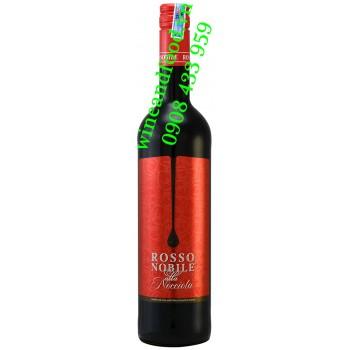 Rượu vang Rosso Nobile Alla Nocciola Hạt Dẻ 750ml