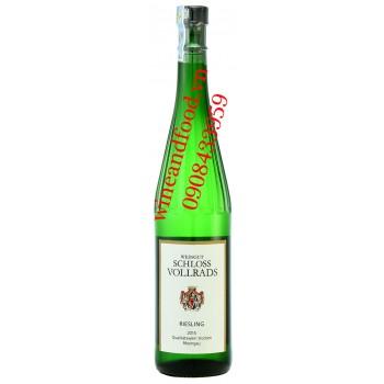Rượu vang Schloss Vollrads Riesling Qualitatswein Trocken 750ml