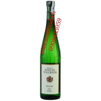 Rượu vang Schloss Vollrads Riesling Spatlese 750ml