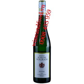 Rượu vang Weingut Schloss Vollrads Riesling Qualitatswein Trocken Rheingau 750ml