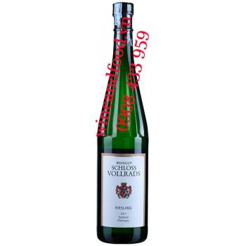 Rượu vang Weingut Schloss Vollrads Riesling Spatlese Rheingau 750ml