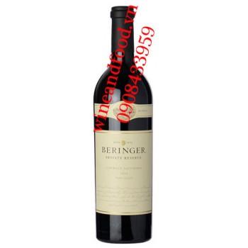 Rượu vang Beringer Private Reserve 2012