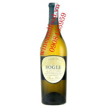 Rượu vang Bogle Vineyards Chenin Blanc 750ml
