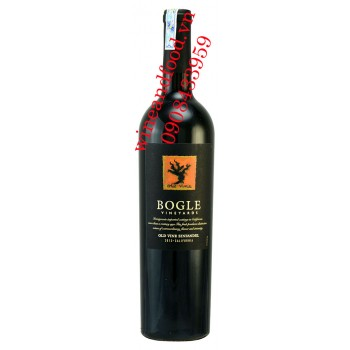 Rượu vang Bogle Vineyards Old Vine Zinfandel 750ml