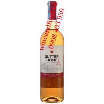 Rượu vang Hồng Shutter Home White Zinfandel California