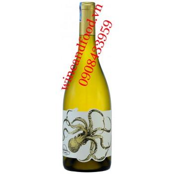 Rượu vang Octopada Russian River Valley Chardonnay