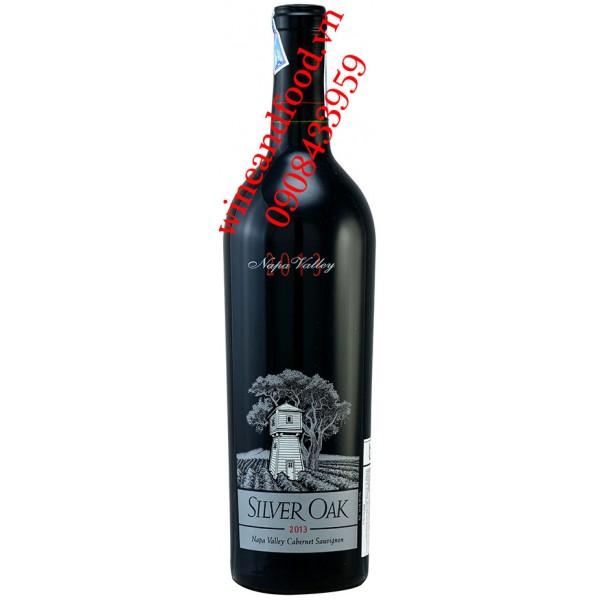 Rượu vang Silver Oak Napa Valley Cabernet Sauvignon