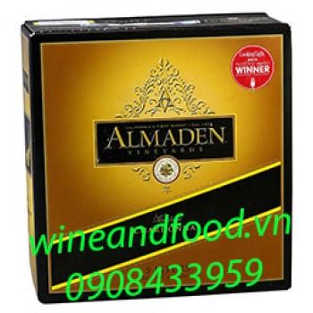 Rượu vang trắng Almaden Chardonnay 5l