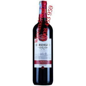 Rượu vang Beringer Main & Vine Cabernet Sauvignon California