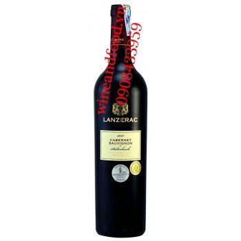 Rượu vang Lanzerac Cabernet Sauvignon 750ml