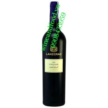 Rượu vang Lanzerac Pinotage 750ml