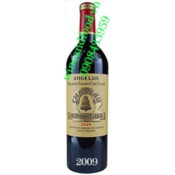 Rượu vang chateau Angelus Saint Emilion Grand Cru 2009