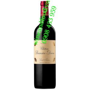 Rượu vang chateau Branaire Ducru 4ème Cru Classé 2009