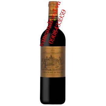 Rượu vang chateau D'Issan 2014 750ml