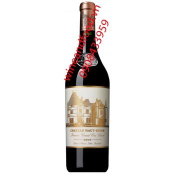 Rượu vang chateau Haut Brion Grand Cru Classe 1999