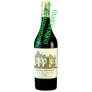 Rượu vang chateau Haut Brion Grand Cru Classe 2006