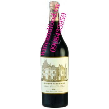 Rượu vang chateau Haut Brion Grand Cru Classe 2011