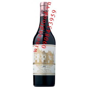 Rượu vang chateau Haut Brion Grand Cru Classe 2000
