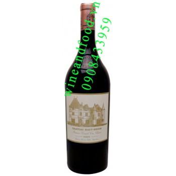 Rượu vang chateau Haut Brion Grand Cru Classe 2005