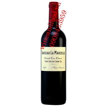 Rượu vang chateau La Marzelle Saint Emilion Grand Cru
