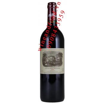 Rượu vang chateau Lafite Rothschild Grand Cru Classe 2002