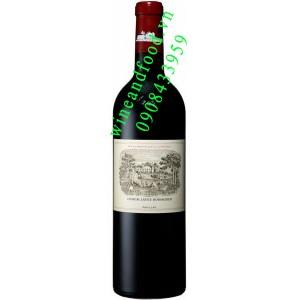 Rượu vang chateau Lafite Rothschild 1er Cru Classé 2003