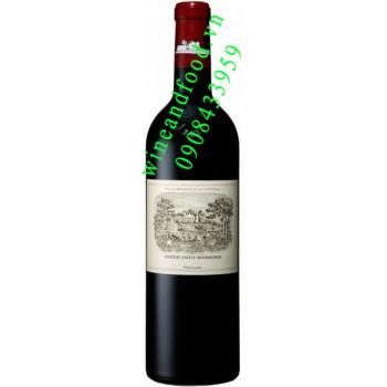 Rượu vang chateau Lafite Rothschild Grand Cru Classe 2012