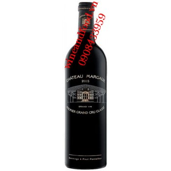 Rượu vang Chateau Margaux Grand Cru Classe 2015