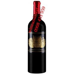 Rượu vang chateau Palmer 3ème Cru Classé 2010