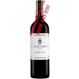 Rượu vang Reserve de la Comtesse 2ème vin 2009