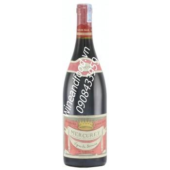 Rượu Mercurey Domaine Louis Max Grand Vin De Bourgogne