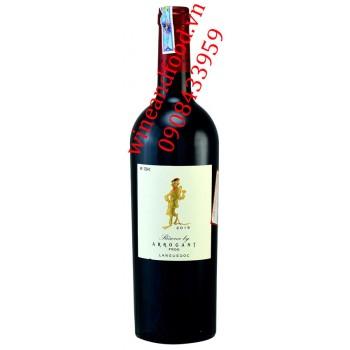 Rượu vang Arrogant Frog Reserve Languedoc