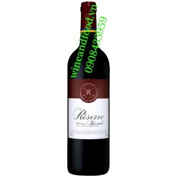 Rượu vang Barons de Rothschild Reserve Medoc Speciale