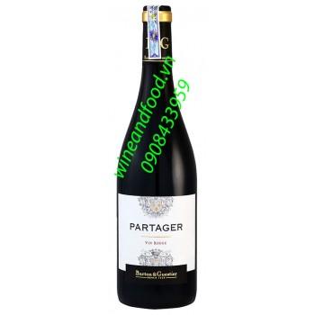 Rượu vang B&G Partager 750ml