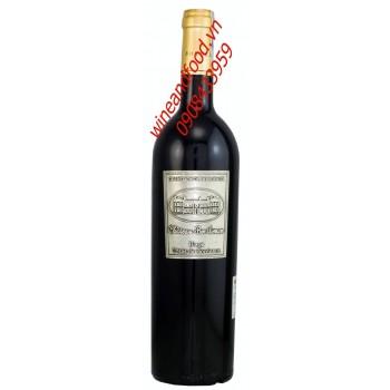 Rượu vang Blaye Chateau Berthenon 750ml