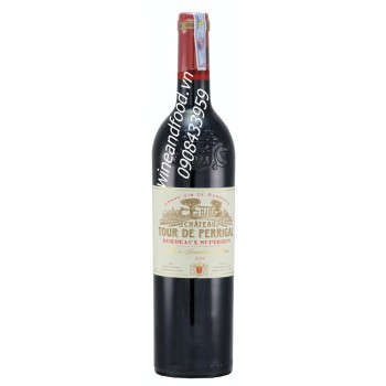 Rượu vang Bordeaux Superieur Chateau Tour de Perrigal