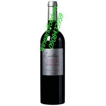 Rượu vang Bordeaux Superieur Excellence de Senailhac 2006